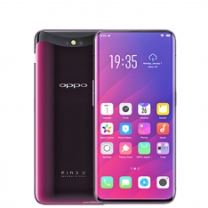 Oppo Find X 256GB Dual Sim Bordeaux Red